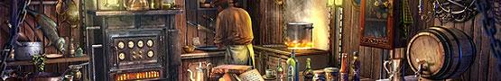 Hidden Object Games - Staples in Hidden Object Games