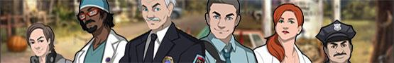 Hidden Object Games - Top 3 Favorite Police Personnel in Grimsborough
