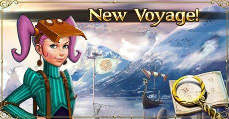 New Area for Voyage to Fantasy