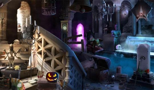 The Crypt in Voyage to Fantasy