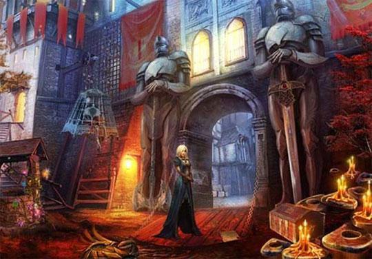 Begin the Journey in Midnight Castle