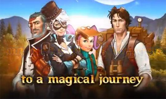 Experience the Voyage to Fantasy Trailer