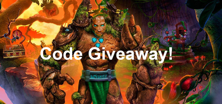 Giveaway for Spirit Legends: Forest Wraith for Apple users