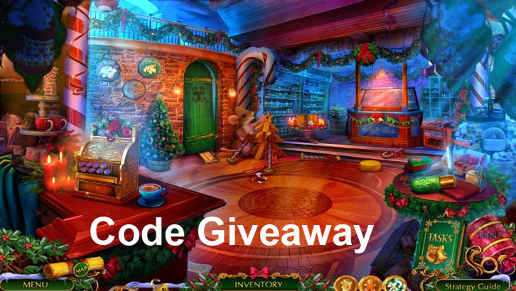 Giveaway for Christmas Spirit: Mother Goose for Apple users