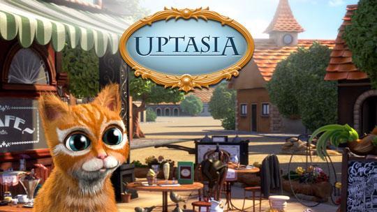 Uptasia Is Now on GameScoops