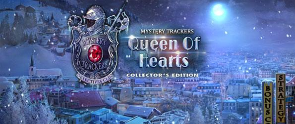 Mystery Trackers: Queen of Hearts Collector's Edition - Uncover the cause of the epidemic affecting Brightstone.