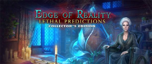 Edge of Reality: Lethal Predictions - Play this captivating hidden object game that'll have you intrigued from start to finish.