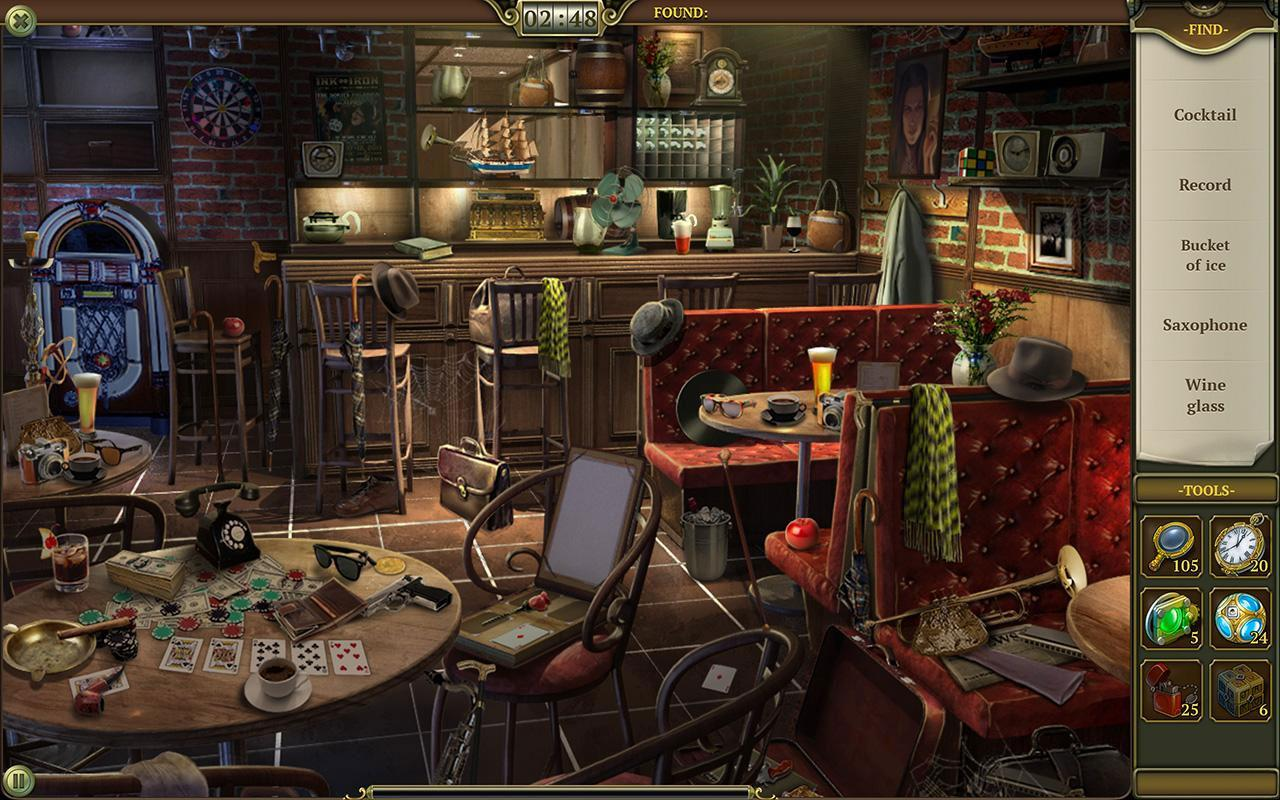 Hidden City Mystery Of Shadows Hidden Object Games