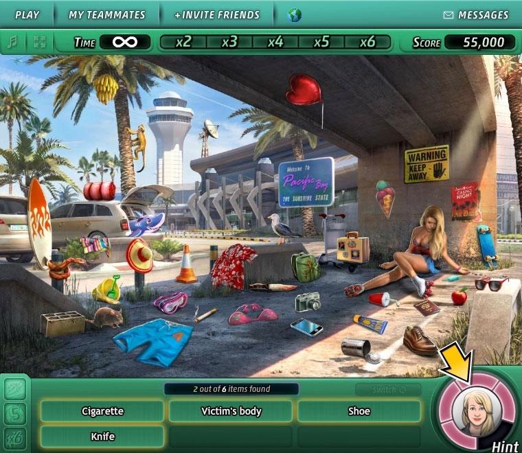 Criminal Case Pacific Bay Versteckte Objekte Spiele - Minecraft murderer jetzt spielen