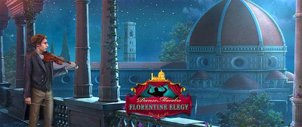 Danse Macabre: Florentine Elegy - Play this epic hidden object game that takes this hugely popular series to a whole new level.