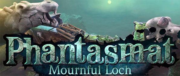 Phantasmat: Mournful Loch - Play this addicting hidden object game that'll take you on an epic adventure.