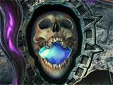 Dark Dimensions: Vengeful Beauty Collector's Edition Skull