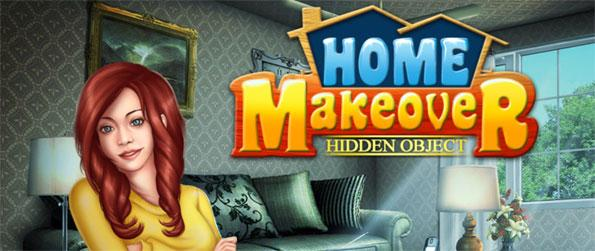 Home Makeover - Enjoy this top notch hidden object game that's sure to impress.