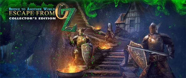 Bridge to Another World: Escape from Oz Collector's Edition - Follow a modern retelling of the classic Wizard of Oz story.