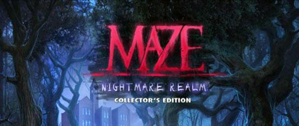Maze: Nightmare Realm Collector's Edition - Help Timmy escape his nightmare in Maze Nightmare Realm Collector's Edition.