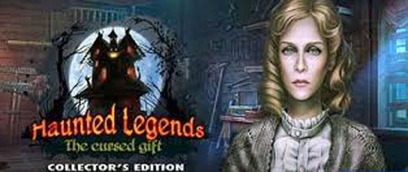 Haunted Legends: The Cursed Gift Collector's Edition - Save a little boy from the clutches of evil in Haunted Legends: The Cursed Gift Collector's Edition.