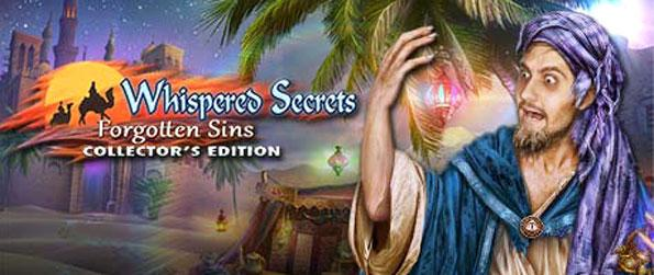 Whispered Secrets: Forgotten Sins Collector's Edition - Solve exciting hidden object puzzles in Whispered Secrets: Forgotten Sins Collector's Edition.