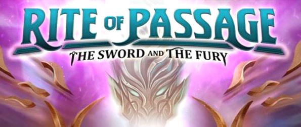 Rite of Passage: The Sword and the Fury - Play this exceptional hidden object game that's filled to the brim with intense moments.