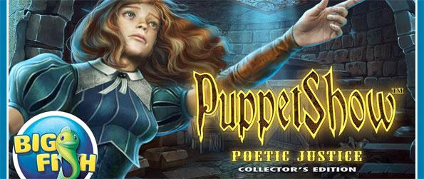 PuppetShow: Poetic Justice Collector's Edition - Help the mayor find his kidnapped wife in PuppetShow: Poetic Justice Collector's Edition.