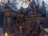 Renovating House in Halloween Stories: Invitation Collector's Edition