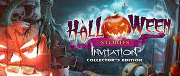 Halloween Stories: Invitation Collector's Edition - Find your way out of the haunted mansion in Halloween Stories: Invitation Collector's Edition.