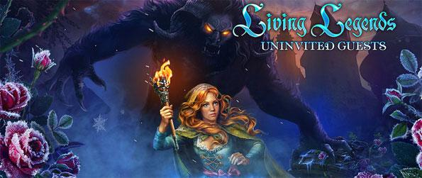 Living Legends: Uninvited Guests - Enjoy this epic hidden object game that'll have you engaged for countless hours.