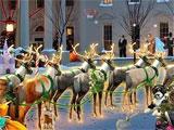 Christmas Wonderland 4 Reindeers