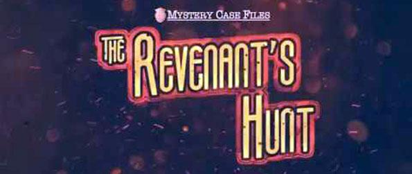 Mystery Case Files: The Revenant's Hunt Collector's Edition - Find the mystery behind the supernatural events in Mystery Case Files: The Revenant's Hunt Collector's Edition.