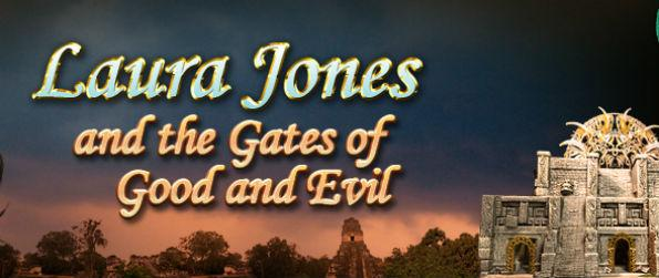 Laura Jones and the Gates of Good and Evil - Secure the mysterious object and save the world. Play various kinds of games in between the story.