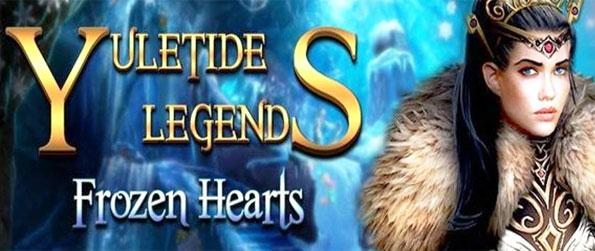 Yuletide Legends: Frozen Hearts - Enjoy this exciting hidden object game in which you'll have to embark on a quest to rescue the Christmas holiday.