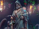 Witches' Legacy: Rise of the Ancient hidden object scene