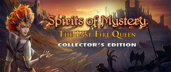 Spirits of Mystery: The Last Fire Queen Collector's Edition - Rescue your sister from the Frozen Lake.