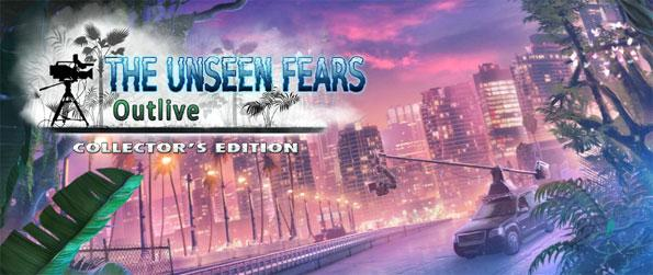 The Unseen Fears: Outlive Collector's Edition - Solve the mystery of the evil shadow haunting the cast of the Outlive TV series.