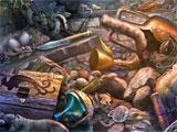 The Myth Seekers: The Legacy of Vulcan hidden object scene
