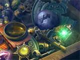 The Forgotten Fairy Tales: Canvases of Time hidden object scene