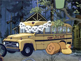 Scooby-Doo Mystery Cases hidden object scene