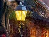 The True Story Lamp