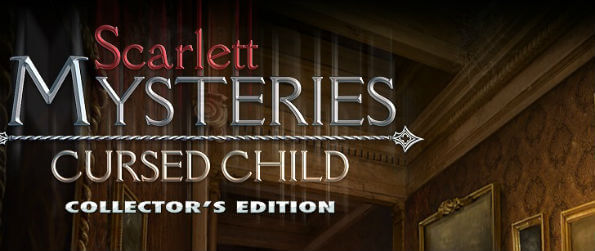 Scarlett Mysteries: Cursed Child Collector's Edition - Scarlett Mysteries: Cursed Child is a hidden-object adventure that fills itself with interesting puzzles and a solid storyline that is engaging.