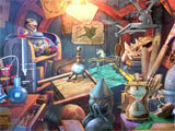 Moonsouls: Echoes of the Past hidden object scene