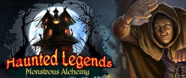 Haunted Legends: Monstrous Alchemy - Complete the Cardinal's top secret mission in this phenomenal hidden object game that's packed with intense moments.