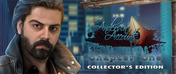 The Andersen Accounts: Chapter One Collector's Edition - Rescue your kidnapped friend from the mysterious Bay City in The Andersen Accounts: Chapter One Collector's Edition.