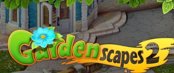 Gardenscapes 2 - Bring back your friend's home garden to its former glory.