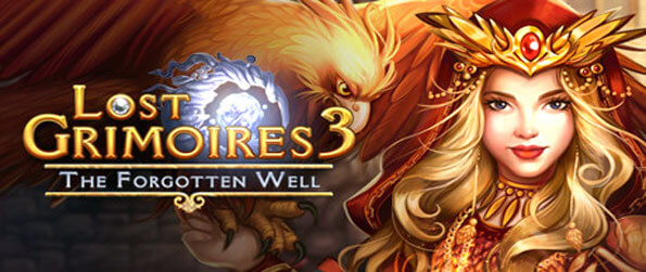 Lost Grimoires 3: The Forgotten Well - Play this phenomenal hidden object game that you can enjoy on the go on your mobile device.