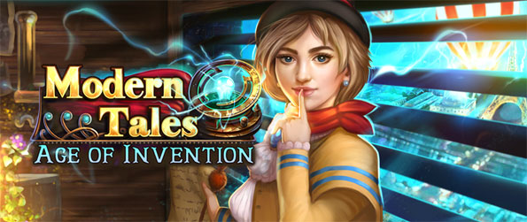 Modern Tales: Age of Invention Collector's Edition - Rescue the kidnapped scientists in Modern Tales: Age of Invention Collector's Edition.