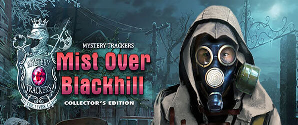 Mystery Trackers: Mist Over Blackhill - Enjoy this phenomenal hidden object game that elevates this critically acclaimed series to new heights.