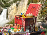 Road Trip USA hidden object scene