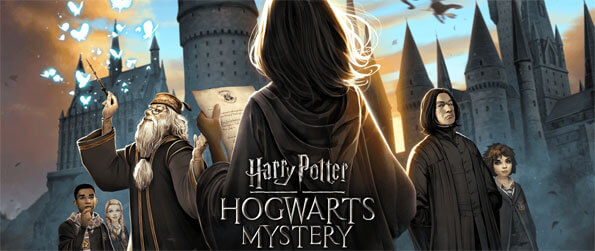 Harry Potter: Hogwarts Mystery - Live out the life of an actual wizard or witch in this phenomenal game that definitely lives up to the franchise's high reputation.