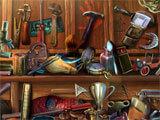 Fright Chasers: Soul Reaper hidden object scene