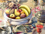 Off the Record: The Italian Affair hidden object scene