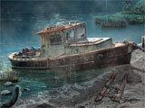 Hope Lake Boat